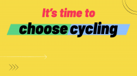 14 million ready to #ChooseCycling in biggest transport revolution for a generation