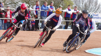 Coventry early leaders in 2016 British Cycling Cycle Speedway Elite League