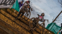 British Cycling National Trophy Cyclo-cross Series titles still to be decided at Milton Keynes