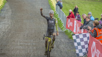 Field and Harnden conquer the mud in Cumbria