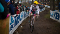Ian Field top Brit at UCI Cyclo-cross World Championships as Van Aert delights home fans