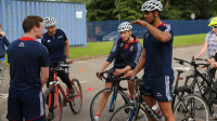 Great Britain Cycling Team youngsters complete coaching award