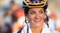 Road worlds: GB's Lizzie Deignan sprints to fourth place in elite women's race