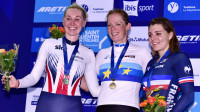 Archibald's superb silver gives Great Britain Cycling Team perfect start in Paris