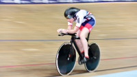 Archibald on top going into individual pursuit final at European championships