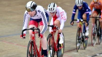 Archibald on top form in new-look omnium at European championships