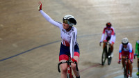 Amazing Archibald wins second gold in new-look omnium at European championships