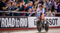 Great Britain Cycling Team named for Tissot UCI Track Cycling World Cup in Apeldoorn