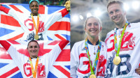 Four Great Britain Cycling Team riders named in BBC SPOTY shortlist