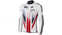 British Cycling long sleeve replica jersey