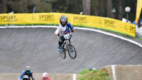 Britain's Shriever take double victory at opening UEC BMX European Cup rounds