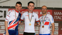 Craig McCann adds silver to Great Britain Cycling Team's medal haul in Maniago