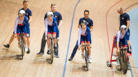 Live: 2017 UEC European Track Championships - day one
