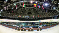 Live: 2017 UEC European Track Championships - day two