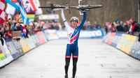 Pidcock leads British 1-2-3 at the UCI Cyclo-cross World Championships