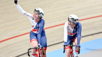 Great Britain Cycling Team leave track worlds with six medals