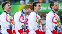 Steven Burke announces his retirement from the Great Britain Cycling Team