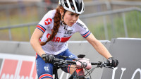 GBCT in action on the penultimate day of the UCI MTB World Championships