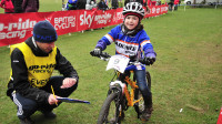 Getting into cycling for young people