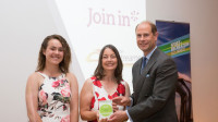 Go-Ride Club wins national volunteering award