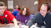Volunteers: What to expect at the HSBC UK Go-Ride Conferences