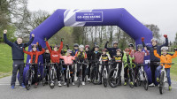Over 200,000 young people benefit from HSBC UK Go-Ride programme in 2017
