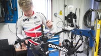 Retül bike fit helps riders gain optimum position