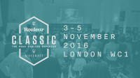 Rouleur Classic - £35 tickets and a receive a free Team Sky Rouleur bookazine