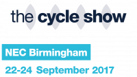 £10 tickets to the cycle show