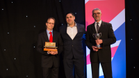 Richards, Lawrenson and Sutton honoured at British Cycling's 2017 Annual Awards