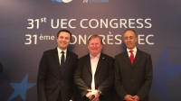 Alasdair Maclennan elected to UEC management board