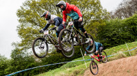 Evans and D'Souza on top at Harthill edition of HSBC UK | National 4X Series