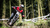 Hatton clinches HSBC UK | National Downhill Series crown with victory at Hopton Woods
