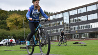 Teachers get Mountain Biking on the curriculum