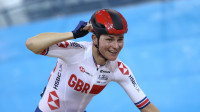 Storey hat-trick triggers British gold rush