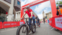 Sir Chris Hoy hails impact of HSBC UK City Ride