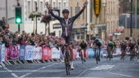Bibby and Juniper win 2015 British Cycling National Circuit Race Championships