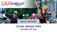 Colne Grand Prix victory for Graham Briggs