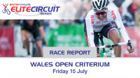 Wales Open Criterium victory for Bibby in British Cycling Elite Circuit Series