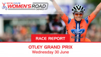 Charline Joiner takes Otley Grand Prix victory