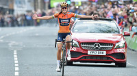Britain's Lizzie Deignan wins Women's Tour de Yorkshire