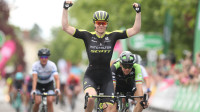 Roy sprints to victory as OVO Energy Women's Tour's reaches longest stage