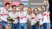 Britain win bronze on Day One of the UCI Road World Championships