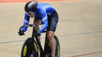 Marchant completes quadruple at British Cycling National Track Championships