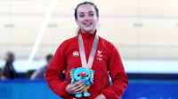 Triple home nations gold on third day of Commonwealth Games