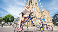British Cycling launch bike share study with University of Salford