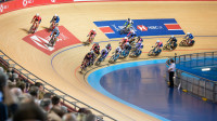 Scottish riders line up for the HSBC UK | National Track Championships