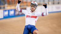 Two Gold and a Silver on day three of the UEC European Track Championships in Plovdiv