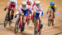 Great Britain Cycling Team top the medal table at the UEC European Track Championships in Plovdiv