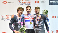 Archibald retains National Individual Pursuit title